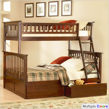 Twin over Full Bunk Beds Browse Read Reviews Discover Best Deals