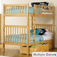 Arizona Twin over Twin Bunk Bed