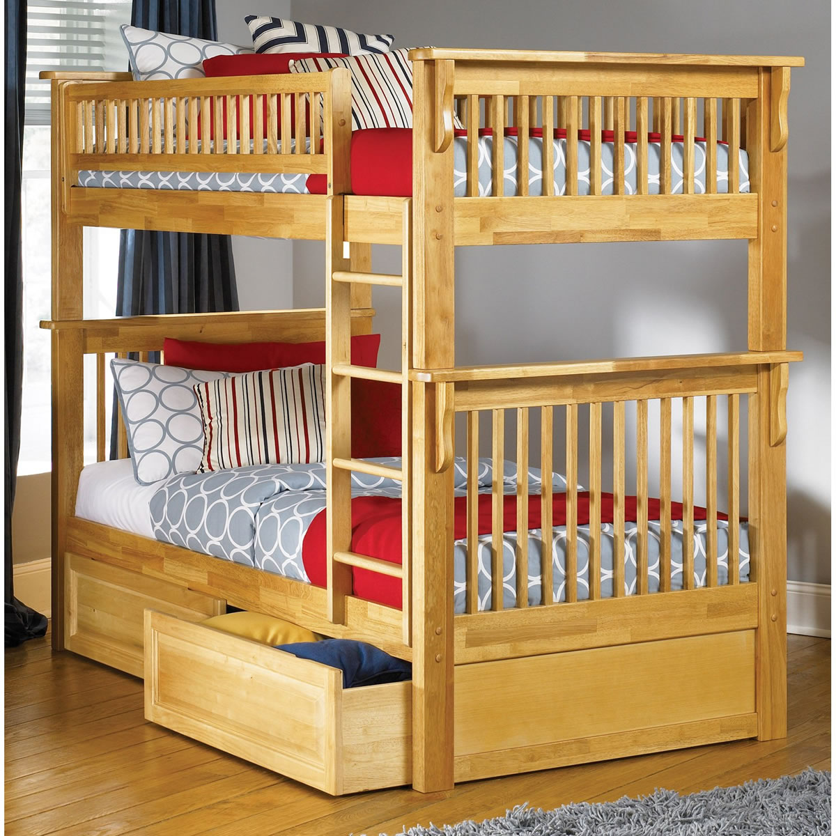 Junior Twin Loft Bed With Storage Steps Instructions