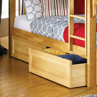 Atlantic Furniture Colorado - Underbed Drawers
