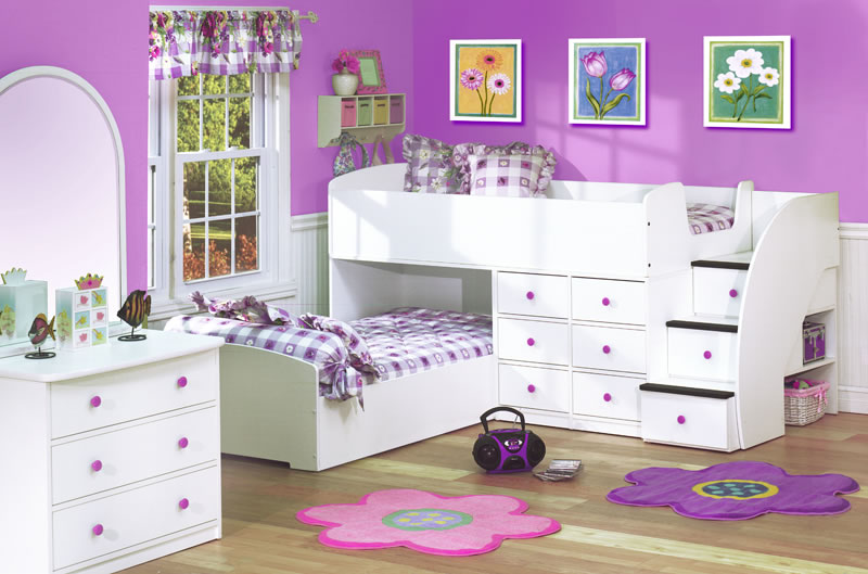 Kids Bedroom House childrens bedrooms