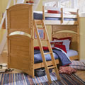 Lea Austin Twin over Twin Bunk Bed