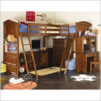 Deer Run Bi-Loft Bed