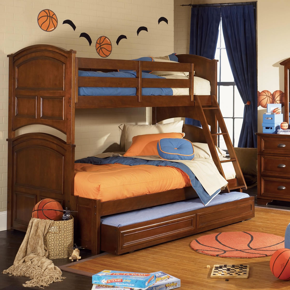 Toddler bunk beds and loft beds browse read reviews discover - Lea Deer Run Twin Over Full