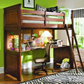 Lea Elite Classics Twin/Full Bunk Bed