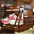 Lea Elite Crossover Twin/Full Bunk Bed