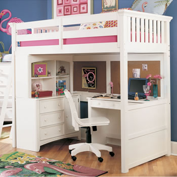 Lea Furniture Getaway Collection Of Bunk Beds And Loft Beds