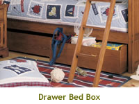 Drawer Bed Box