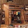 Lea Jackson Creek Twin over Loft Bed