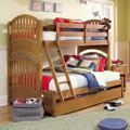 My Style Bunk Bed in Maple