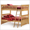 Ginger Full Bunk Bed in Natural