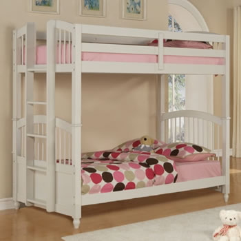 Powell May Twin over Twin Bunk Bed