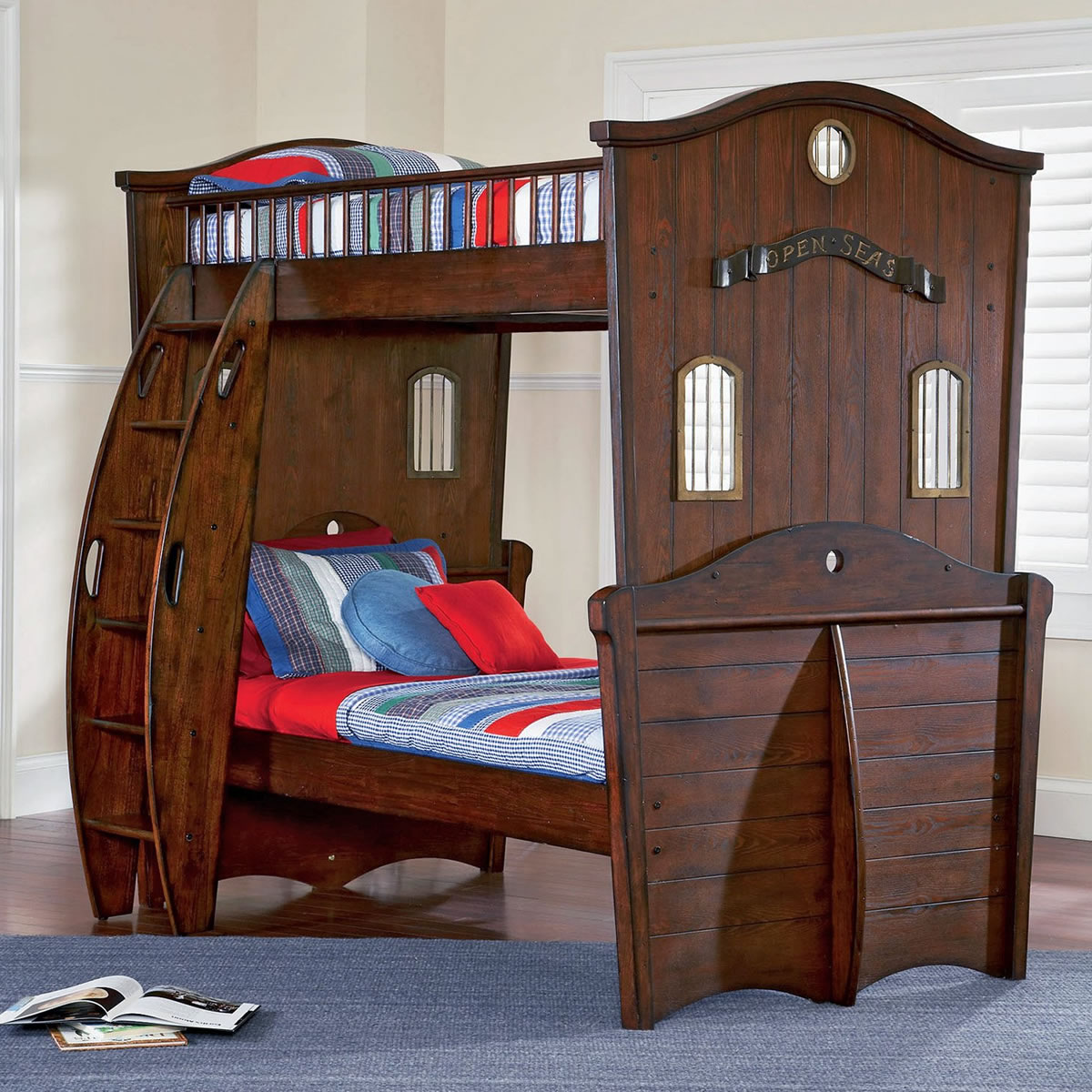 Powell Furniture Bunk Beds and Loft Beds
