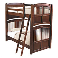 Young America Harbor Town Twin Bunk Bed